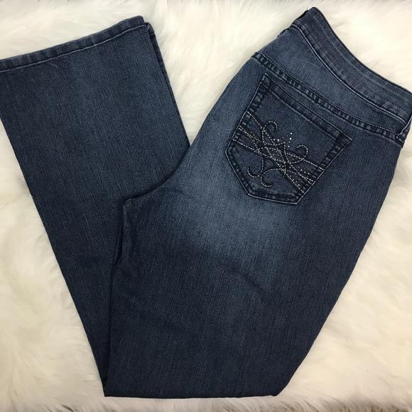 Torrid Boot Cut Denim Jeans - Size 18